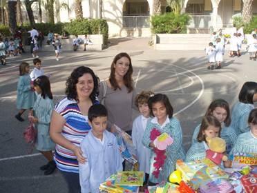 Mercadillo Solidario – Colegio Santa María