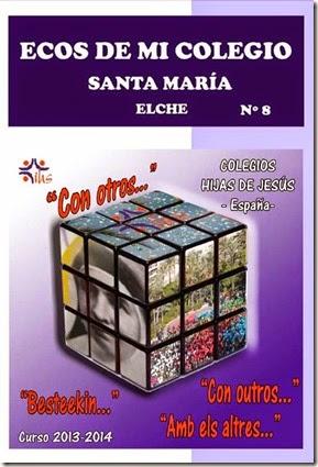 ECOS DE MI COLEGIO 2013-2014
