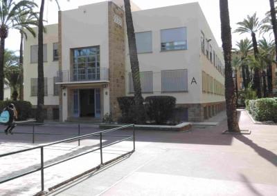 Pabellón A - Colegio Santa María