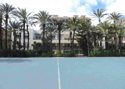 Pista Deportiva - Colegio Santa María