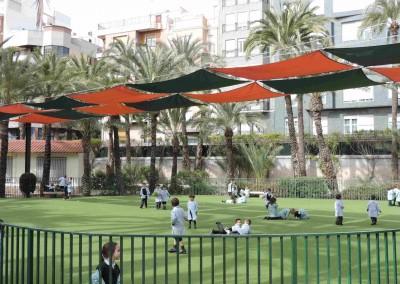 Pista Infantil - Colegio Santa María