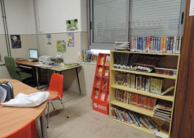 Biblioteca de préstamo - Colegio Santa María
