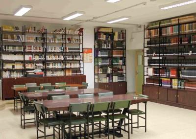 Biblioteca - Colegio Santa María