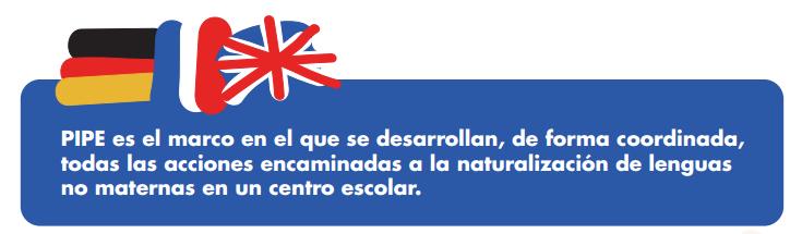 Proyecto plurilingüe - Colegio Santa María