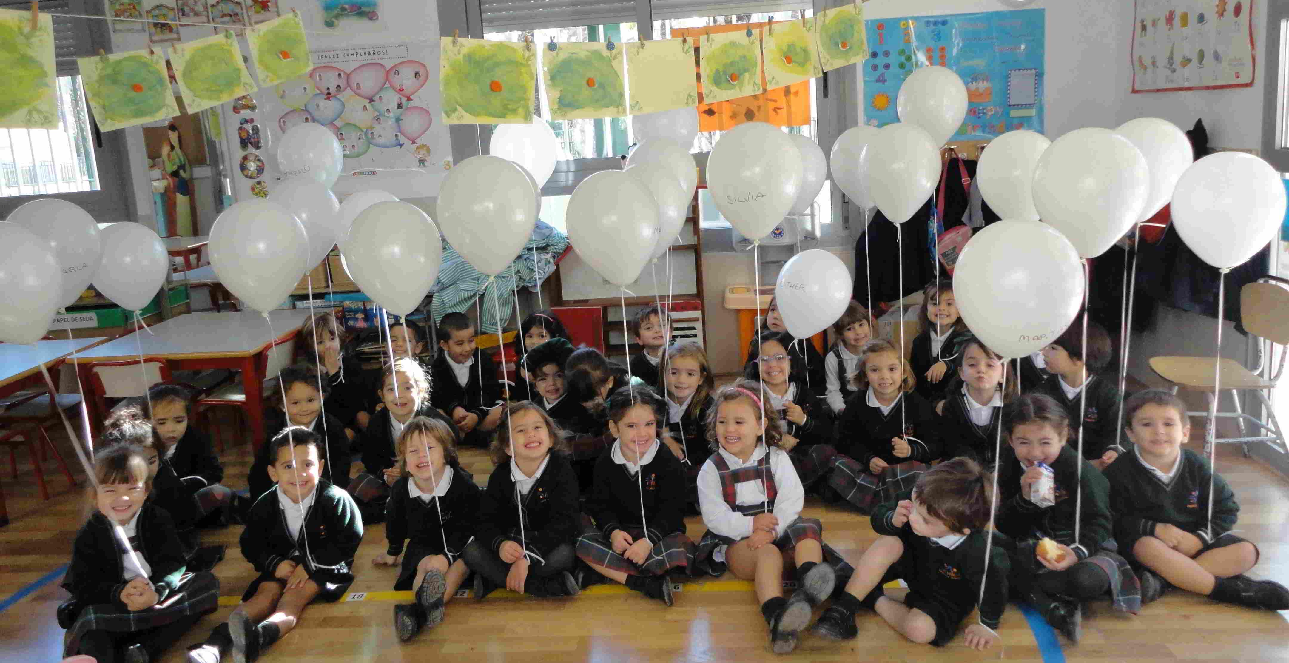 Oferta educativa -infantil - Colegio Santa María
