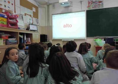 oferta educativa - infantil - Colegio Santa María