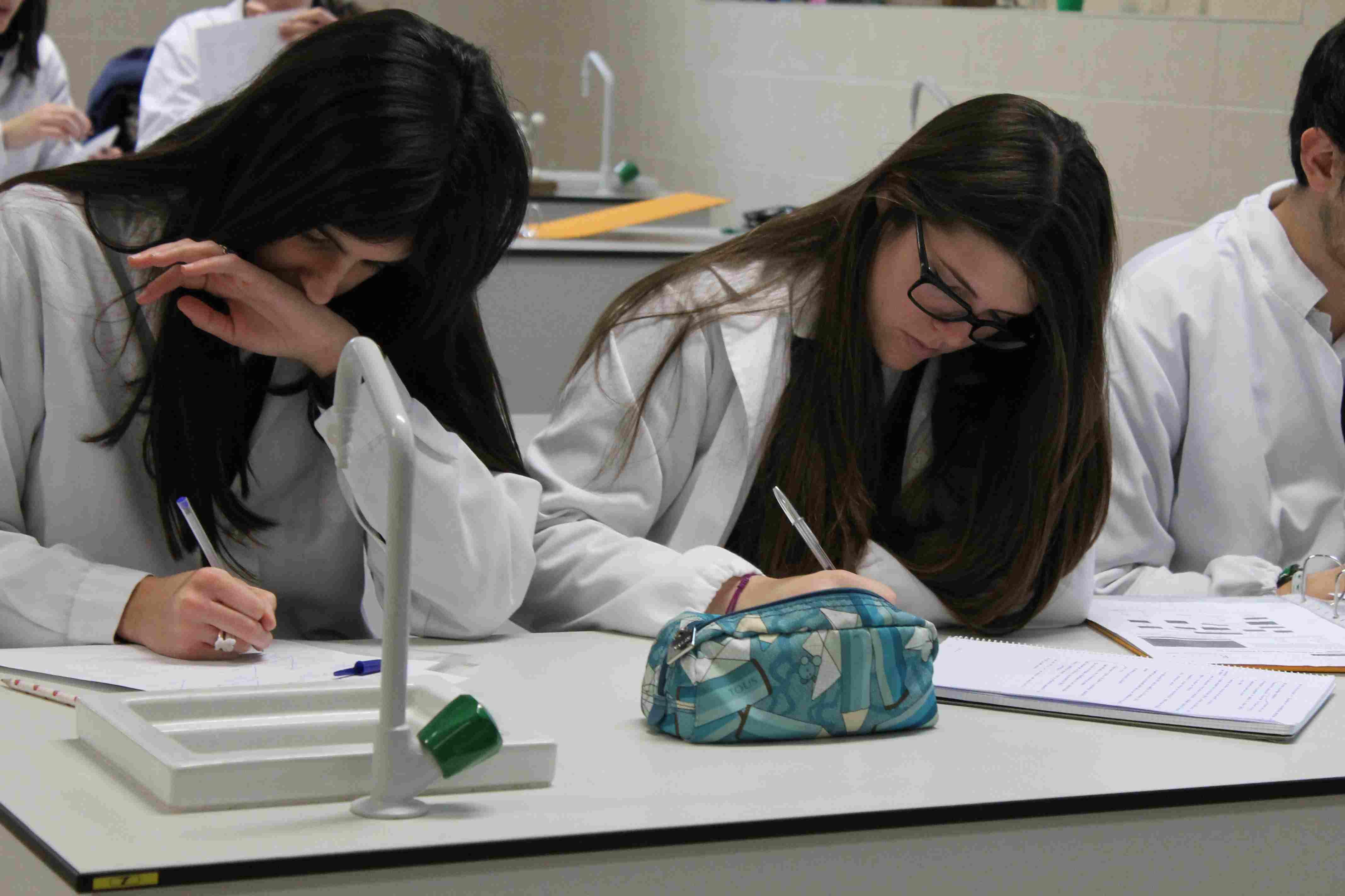oferta educativa bachillerato - Colegio Santa María