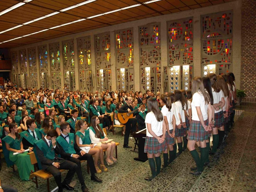 Graduación – Colegio Santa María
