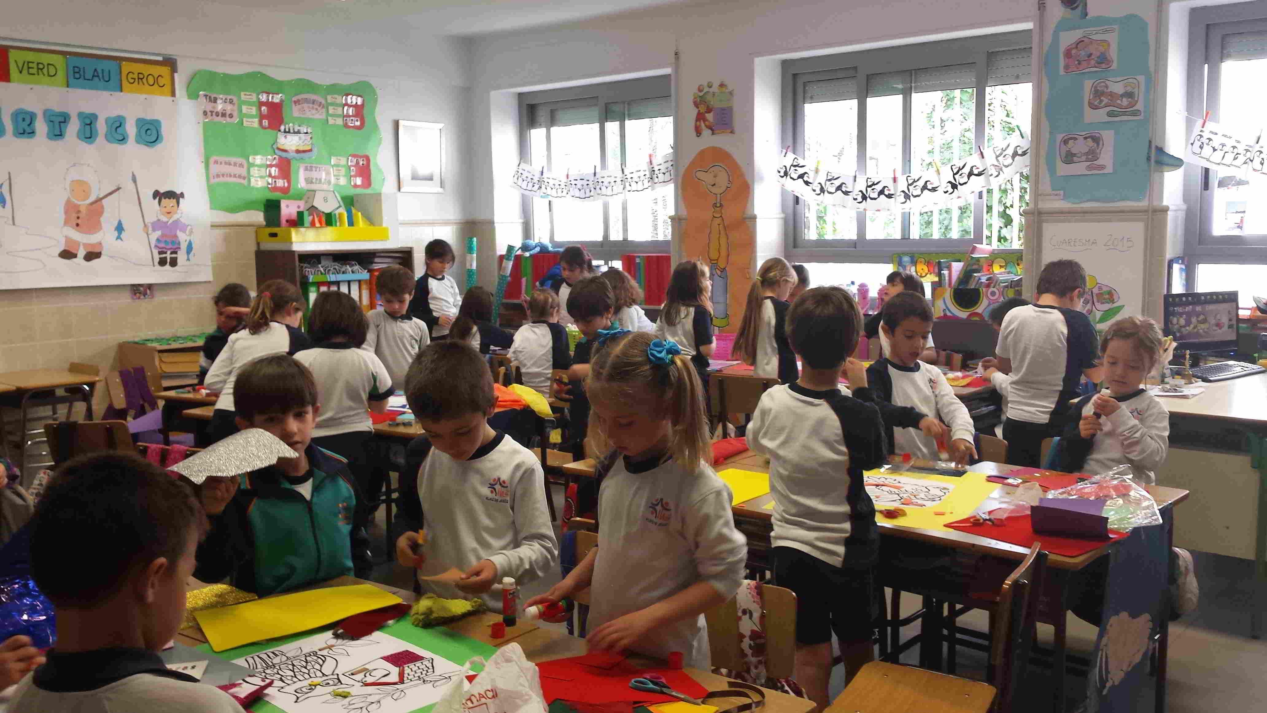 Oferta Educativa - Primaria - Colegio Santa María