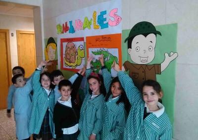 Proyecto I.M. animales - Colegio Santa María