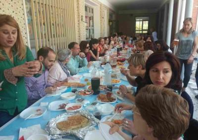 Celebración de la Pascua - Colegio Santa María