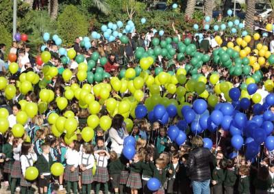 Mil Albricas 2015- Colegio Santa María