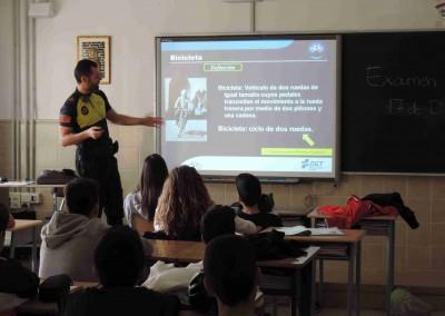 Biciescuela 2015- Colegio Santa María