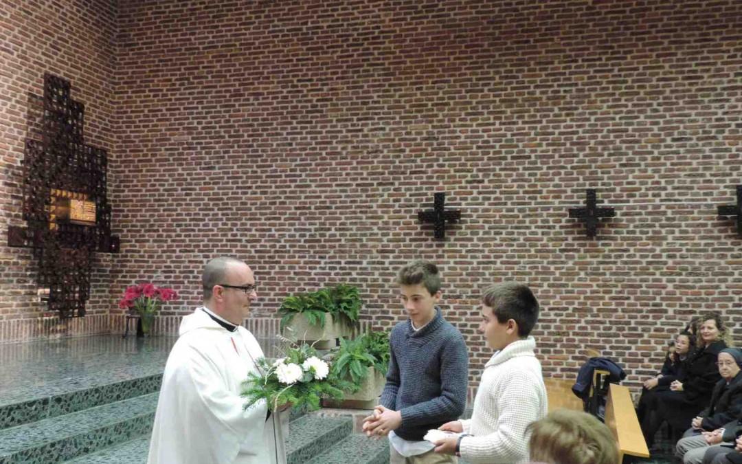 Eucaristía de la Inmaculada