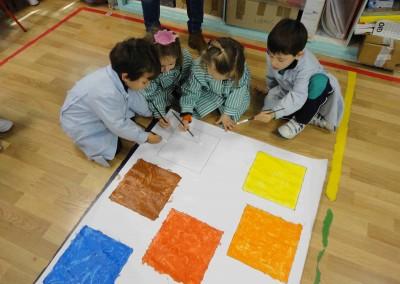Jóvenes artistas- Colegio Santa María