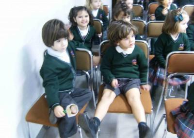 Come saludable - Colegio Santa María
