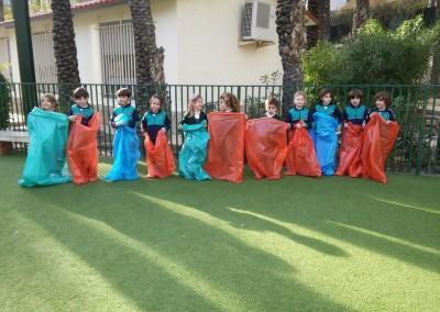 juegos tradicionales- Colegio Santa maría