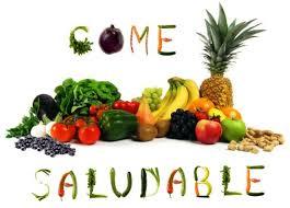 Come saludable-Colegio Santa María