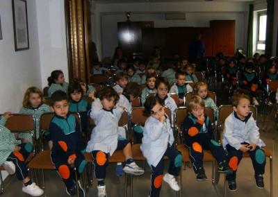 Concierto de clarinete 16- Colegio Santa María