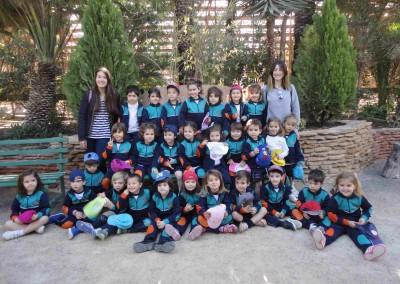 Salida al Río Safari 2016- Colegio Santa María