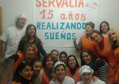Comedor escolar- Colegio Santa María