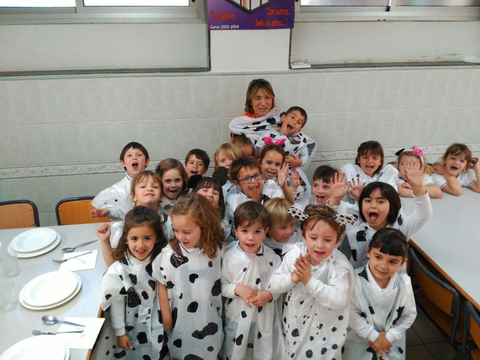 Comedor escolar | Colegio Santa María