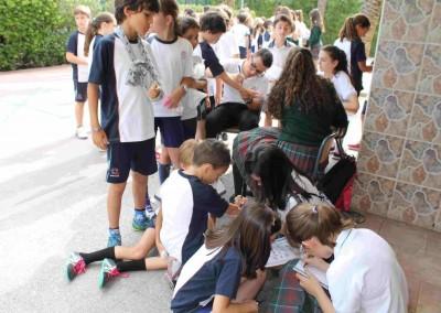 31 mayo 2015- Colegio Santa María