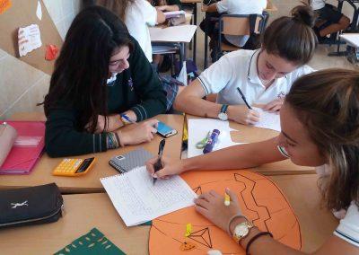 Proyecto Halloween- Colegio Santa María