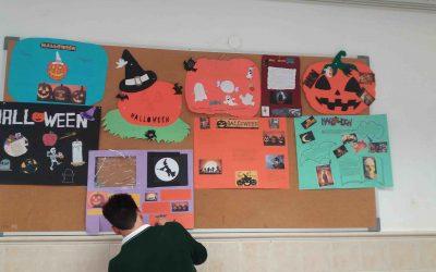 Proyecto sobre Halloween