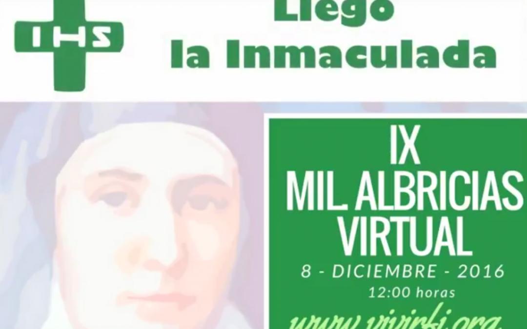 Mil Albricias virtual