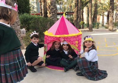 Tipos de casas- Colegio Santa María