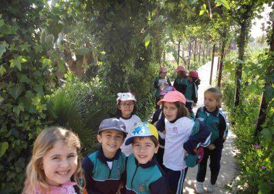 Granja la Loma 16-17- Colegio Santa María