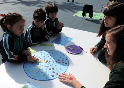 Feria de las Matemáticas- Colegio Santa María
