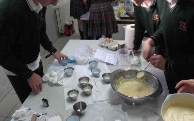 La química en la cocina….del cole