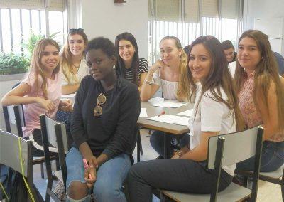 convivencias 16-17- Colegio Santa María