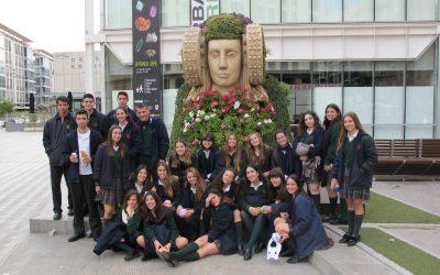 Los alumnos y alumnas de 1º de bachillerato de la modalidad de la salud visitan Minerelx