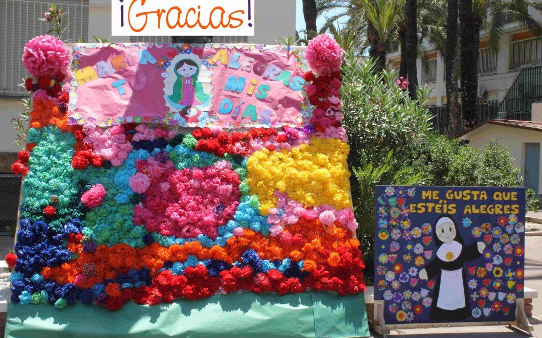 OFRENDA DE FLORES VIRTUAL 29 DE MAYO 2020