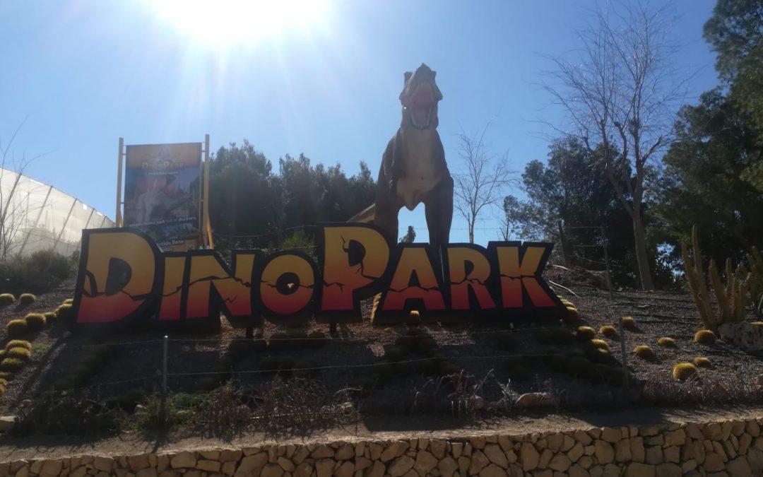 Excursión a DINOPARK