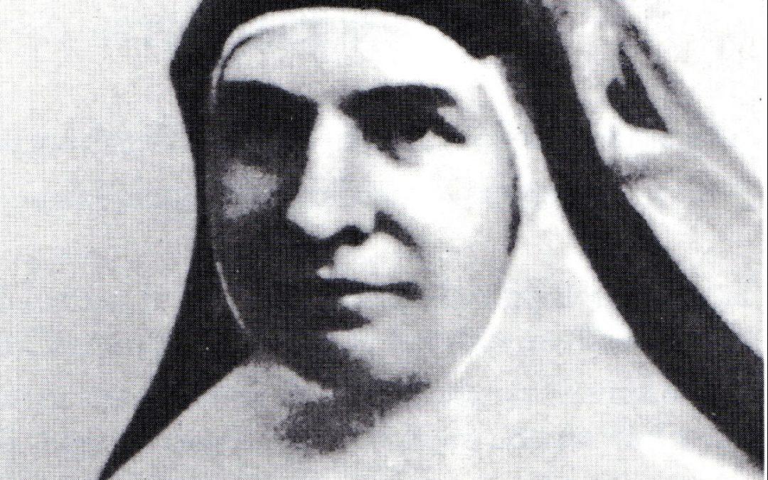 Cándida María de Jesús, una mujer que confía.