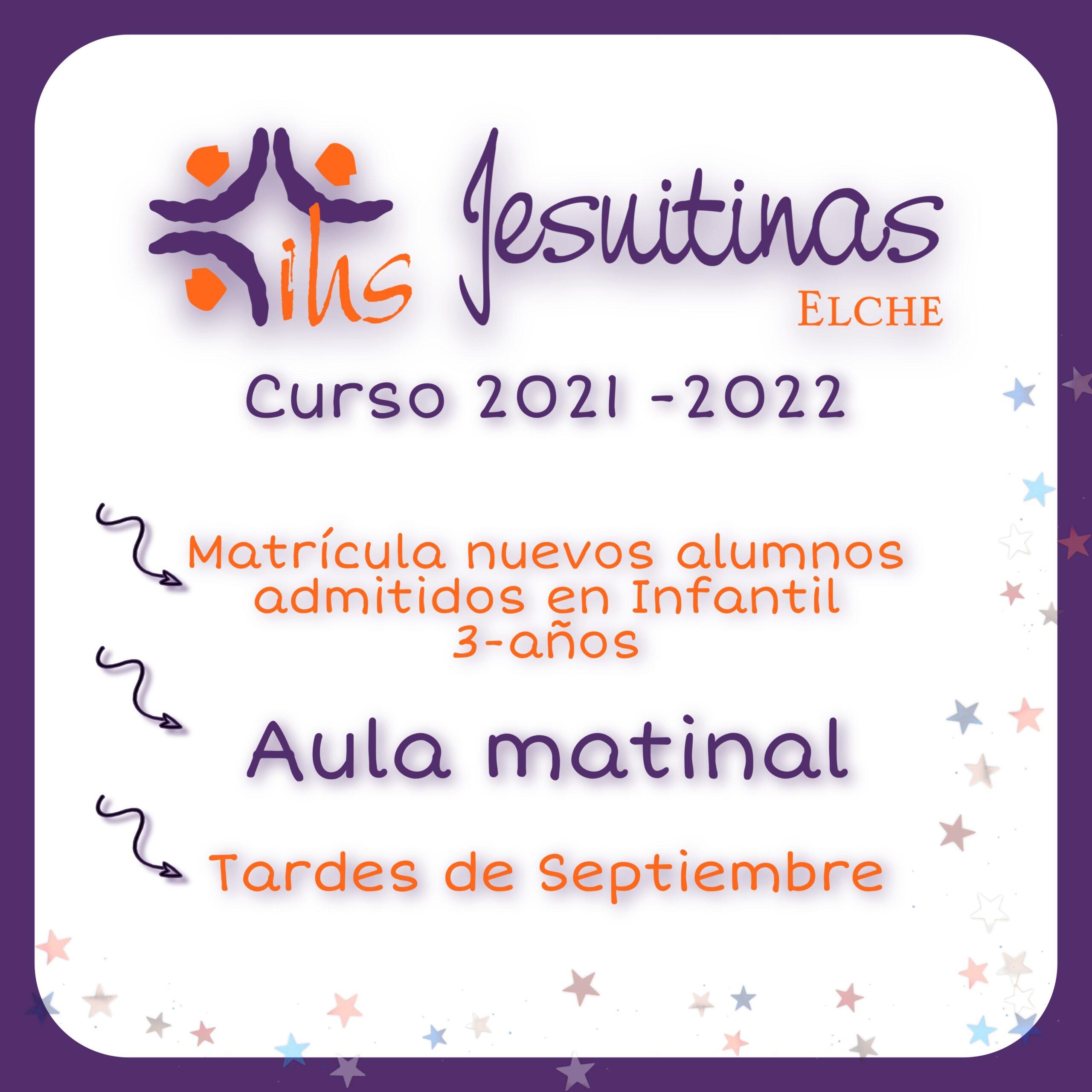 Avisos próximo curso (2021-2022)